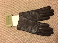Fownes Womens Leather Gloves - new, tags on  Vienna, 22182
