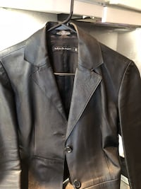 Black Mackage leather jacket small Côte-Saint-Luc, H4W 3L3