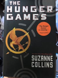 The Hunger Games by Suzanne Collins book Markham, L6E 0H0