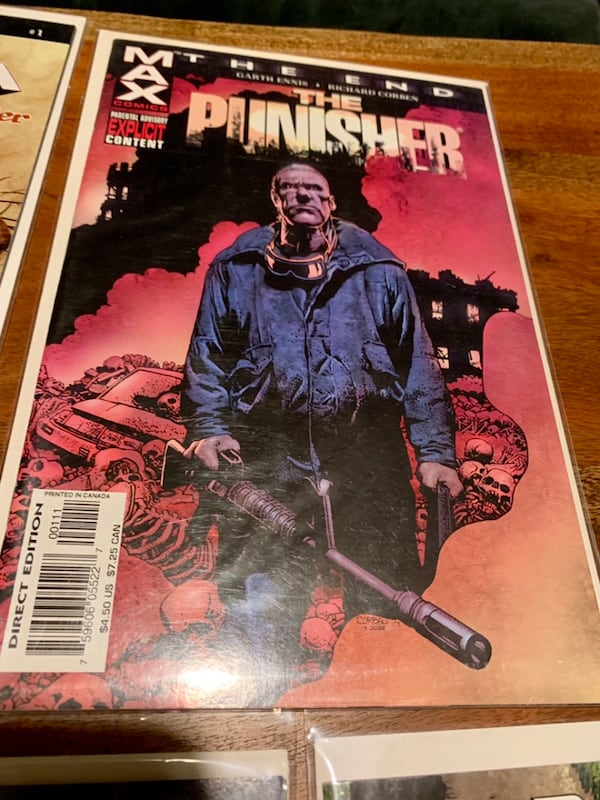 Marvel MAX Punisher Comic Collection! #1-55 (ex.29) with Specials cea036be-ffd4-4201-a932-6a6f46cdbb70