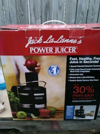 Jack LaLanne's Power Juicer Fall River, 02721