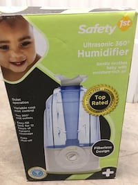 Safety 1st humidifier box Daly City, 94014