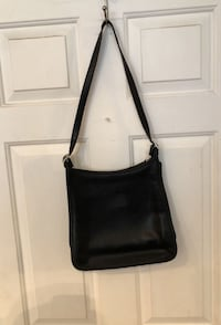 Coach black leather purse Manassas