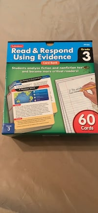 Read and respond using evidence grade 3-new Arlington, 76002