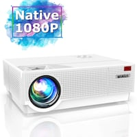 【Brand New】6500 Lumens LED Projector ,Selling at $340 now at $240 纽约市