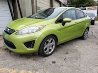 2012 Ford Fiesta 4dr Sdn SEL Fort Madison