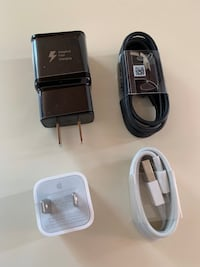 New original Apple and Samsung chargers Lancaster, 17602