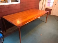 Dining room table (thomas moser - pasadena solid cherry wood(rare)) Weymouth, 02190