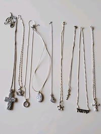 Nice lot of sterling silver