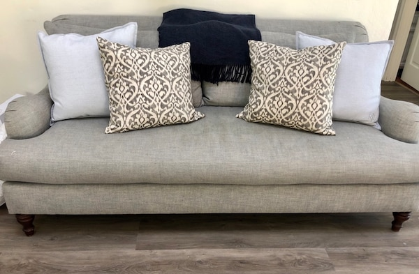Great Condition POTTERY BARN SOFA!! PRICE REDUCTION: $300
