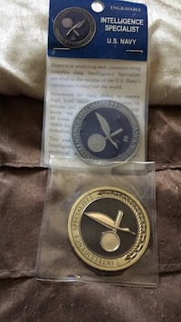 Navy Rating Coins (IS).