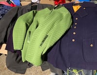 Lot of Women's Sweaters and Coats Houston, 77009