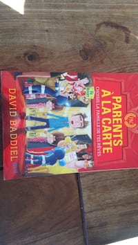 Parents A La Carte de livre David Baddiel