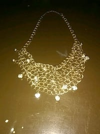 gold-colored chain necklace Tampa, 33616