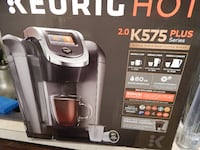 KEURIG HOT 2.0 K575 PLUS SINGLE SERVE COFFEE MAKE Monrovia