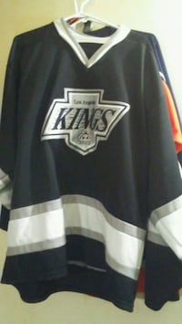 LA KINGS HOCKEY JERSEY  Vancouver