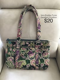 Vera Bradley Purse , Excellent Condition