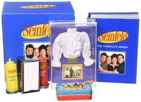 Seinfeld collector's gift boxes
