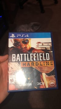 Battlefield hardline ps4 game East St. Paul, R2E 1J6