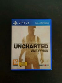 Uncharted the Nathan Drake collection Seville