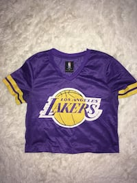 Lakers crop jersey  Langley, V2Y 3E7