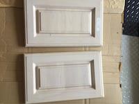 2 frosted cabinet doors new South Setauket, 11720