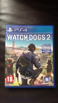 Watch Dogs 2 PS4 Villejust, 91140
