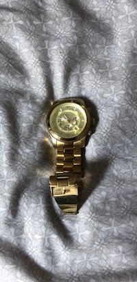 Used Gold Michael Kors watch  Los Angeles, 90057