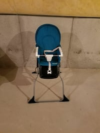 Baby high chair with table base for food Milton, L9T 0T8