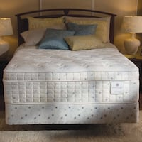 """Like New """"Body Contour"""" Queen Size Mattress Vancouver, V6P 3J9"""