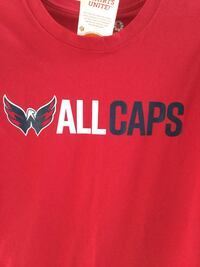 Washington Caps Men's T -shirt NEW with Tags  Frederick, 21704