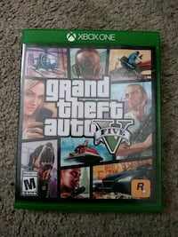 Grand Theft Auto 5 for Xbox One Garner, 27529