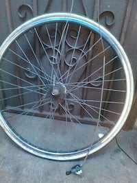 gray bicycle rim South Gate, 90280