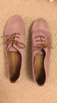 Pink Suede shoes Size 39 Kifisia, 14561