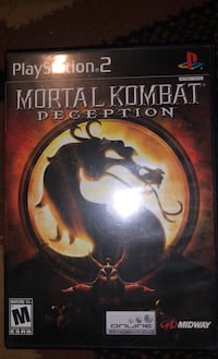Mortal Kombat: Deception Toronto, M2N