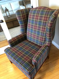 Custom made Wingback Chair Made by Morette's, Very Comfortable! Mississauga, L5K 2A2