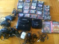 HUGE Sega Genesis lot with 2 consoles, Accessories San Francisco, 94132