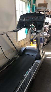 Black and gray automatic treadmill Woodbridge, 22192