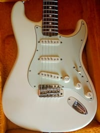 Fender american vintage hot rod 62