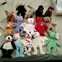 15 for $30 Beanie Babies Madison, 44057