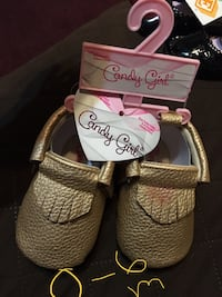 Baby girl shoes  Bakersfield, 93306