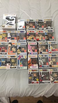 Funko Pop!s SDCC Shared Exclusives and more Glendale, 91204