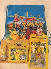 Pokemon Kids Gift Set