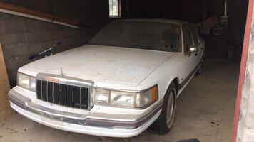 1990 Lincoln Town Car V8-502 engine 84,000 miles