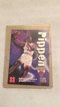scotty pippen collectible card