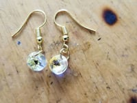 pair of gold-colored hook earrings Melbourne, 32940