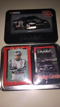 two Nascar racing playing cards Mooresville, 28117