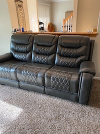 Recliner  sofa couch new