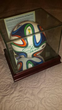 Cristiano Ronaldo signed & authenticated  Toronto, M1L 2T3