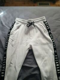 white Rocawear joggers sz S fits like M Mississauga, L5B 0H2